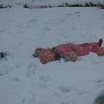 雪に氷に・・・!!