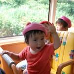 1歳児クラス海に行く☆2・3歳児クラスの泥んこ遊び他
