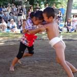 秋祭り相撲大会