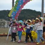 「2020年東京オリンピック開催決定記念 三瀬保育園 おもてなしオリンピック運動会」