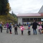 「つるおか森の保育フォーラム2014プレイベント…親子で里山遊びに参加してきました!」