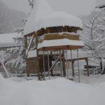 もくもく積もる雪・・・三瀬地域は大雪です⛄